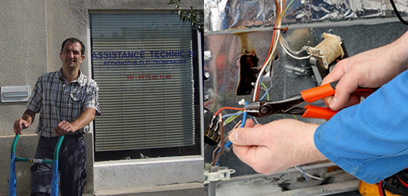 Assistance Technic 26 dépannage réparation électroménager